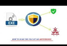 How To Scan Antivirus Software